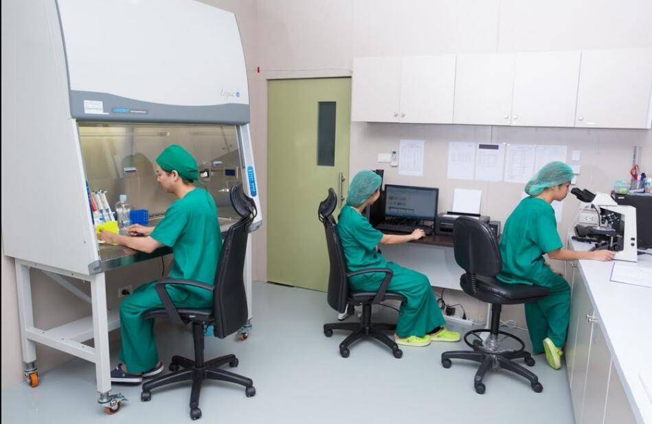 泰国全球生殖中间一流实验室和手术室